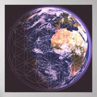 Tierra sagrada póster