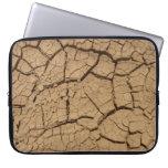 Tierra seca en Death Valley Mangas Computadora