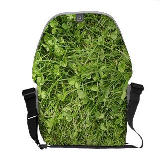 Tierra verde bolsas de mensajeria