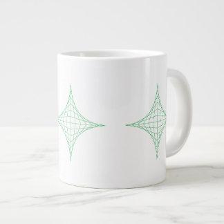 Tierra (verde) taza grande