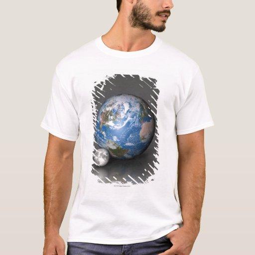 Tierra y luna 2 playera