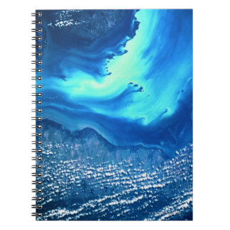 Tierra y mar del espacio 2 cuaderno