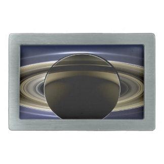 Tierra y Saturn Hebilla Cinturon