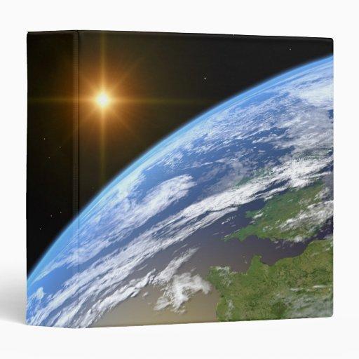 Tierra y una estrella brillante 3