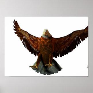 Tierras de Eagle Impresiones
