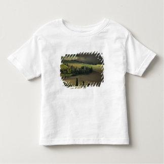 Tierras de labrantío alrededor de Montepulciano, Tee Shirts