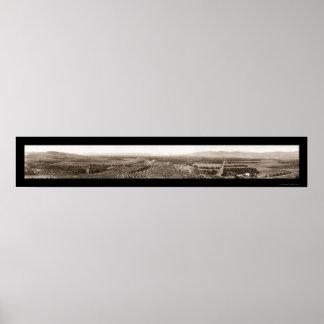 Tierras de labrantío cerca de la foto 1915 de Heme Impresiones