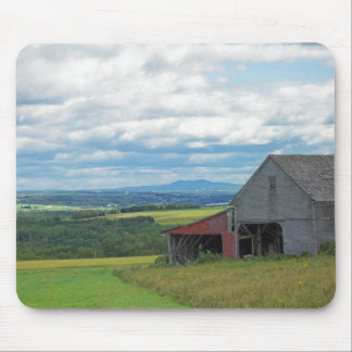 Tierras de labrantío de Maine Alfombrilla De Raton