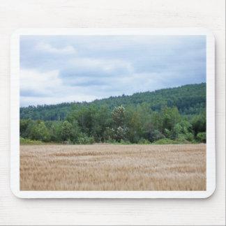 Tierras de labrantío de Maine Tapetes De Raton