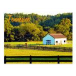 Tierras de labrantío de Tennessee Postal