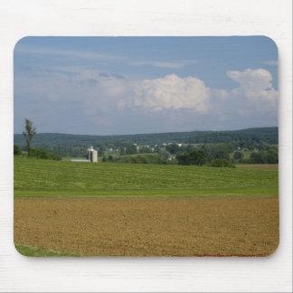 Tierras de labrantío del país de Amish Tapete De Raton