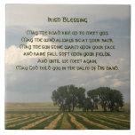Tierras de labrantío irlandesas de la bendición