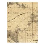 Tierras del saladar y de la marea postal