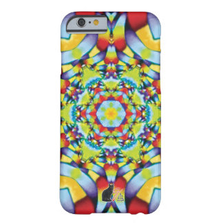 Tiers Kaleidoscope Barely There iPhone 6 Case