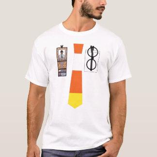TieShirt006 - Candy Corn copy T-Shirt