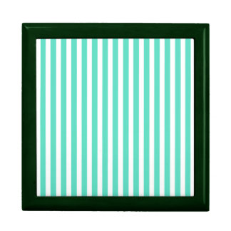 Tiffany Aqua Blue Sailor Stripes Gift Boxes