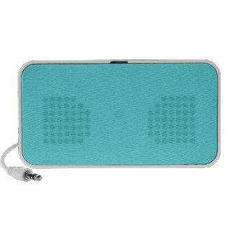 Tiffany Aqua Blue iPhone Speakers