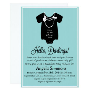 Tiffany Invitations Announcements Zazzle