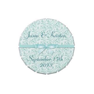 Tiffany Blue Commemorative Candy Tin
