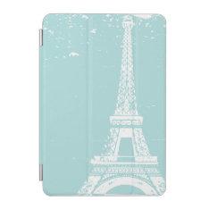 Tiffany Blue Eiffel Tower Ipad Mini Case at Zazzle