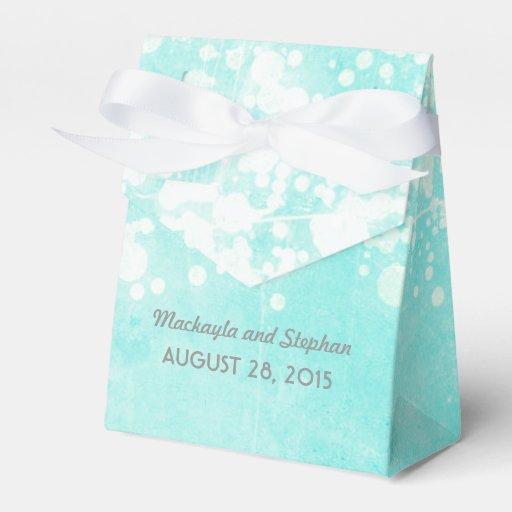 Tiffany Blue String Lights : tiffany blue wedding string lights glitz favor box Zazzle