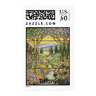 """Tiffany"" brook stamp"