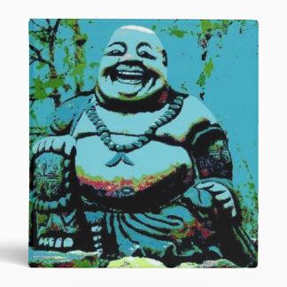 Tiffany Buddha Binder