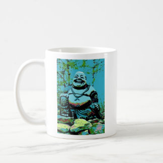 Tiffany Buddha Coffee Mug