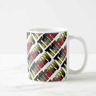 Tiffany Classic White Mug Basic White Mug