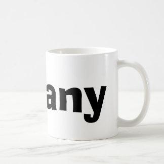 Tiffany Coffee Mug