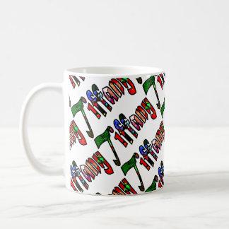 Tiffany Customized 11 oz Classic White Mug Basic White Mug