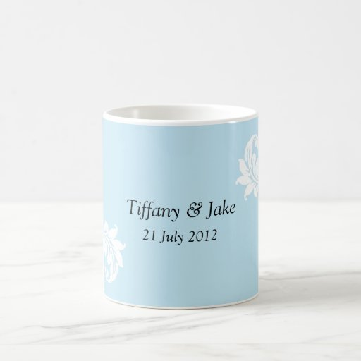 Tiffany Design Coffee Mug