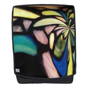 McTiffany Tiffany Aqua Tiffany Flow Backpack