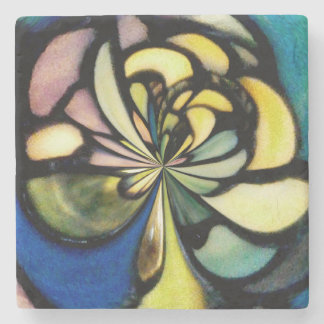 Tiffany Flow Stone Coaster