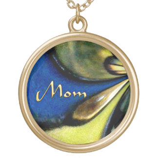 Tiffany Flowing Mom Necklace / Pendant