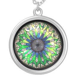 Tiffany Green necklace