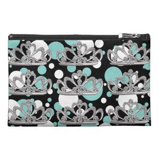 Tiffany I Wanna Wear My Tiara Travel Accessory Bag