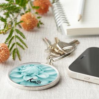 Tiffany Inspired Keychain