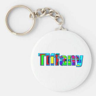 Tiffany Llavero Redondo Tipo Pin