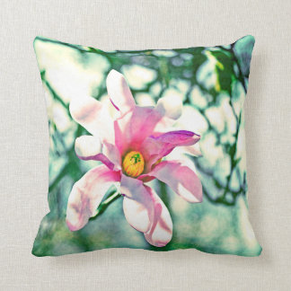 Tiffany Magnolia Pillow