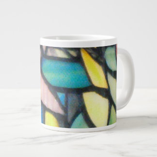 Tiffany Mosaic Large Coffee Mug
