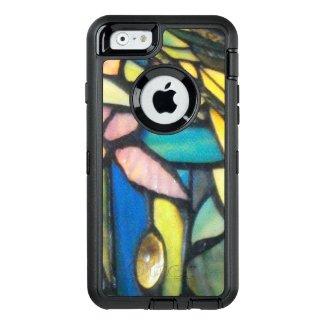 Tiffany Mosaic OtterBox Defender iPhone Case
