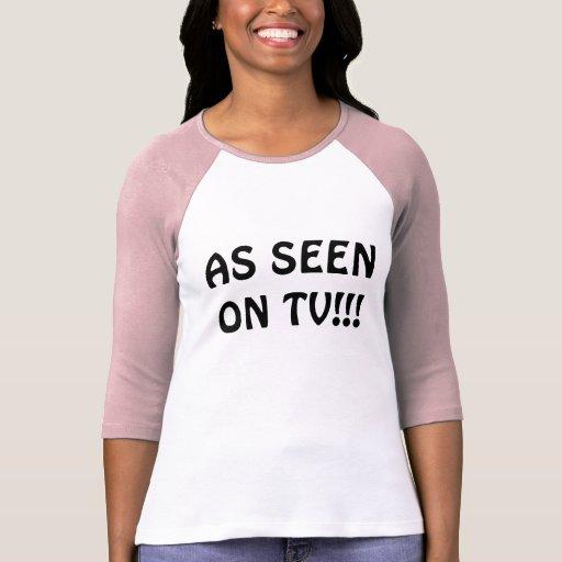 Tiffany on TV Tshirts