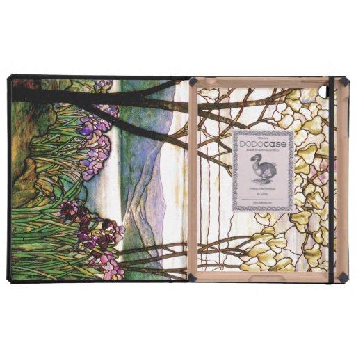 Tiffany Stained Glass iPad 2 3 4 DODO Case iPad Case
