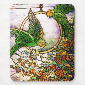 Tiffany Stained Glass Mousepad