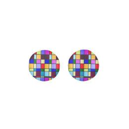 Tiffany Style Earrings