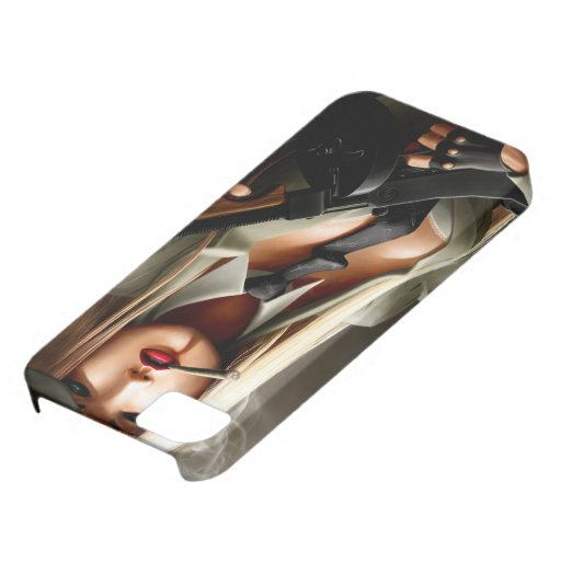 Tiffany & Tommy iPhone 5 Cases