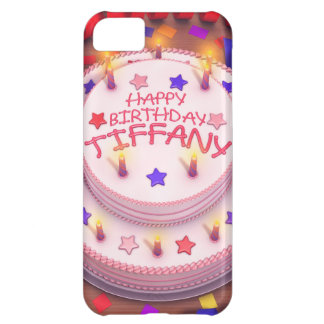 Tiffany's Birthday Cake iPhone 5C Cover