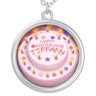 Tiffany's Birthday Cake Necklace