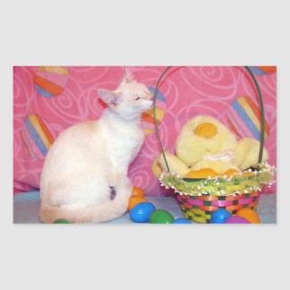 Tiffany's Easter Stickers
